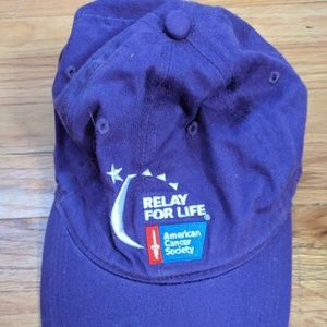 ACS Relay For Life Baseball Cap